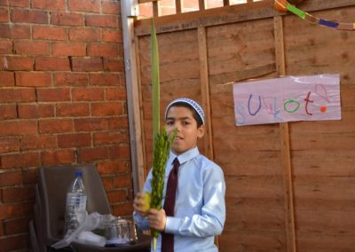 Getting Readu For Sukkot (18)