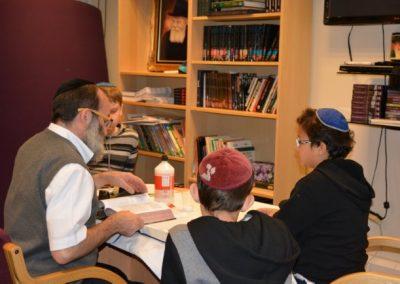 Getting Readu For Sukkot (3)
