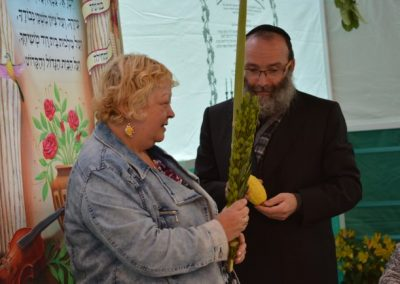 Soup and Sushi in the Sukkah (1)