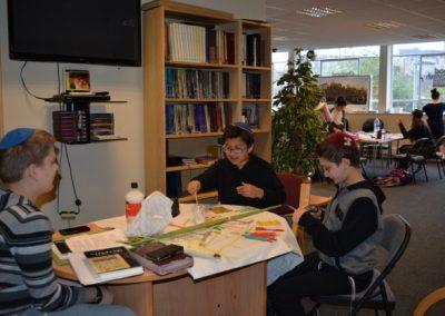 Getting Readu For Sukkot (14)