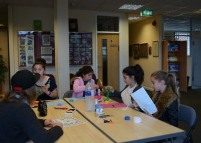Getting Readu For Sukkot (5)