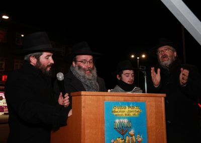 Fullwell Cross/Barkingside Menorah Lighting 2018