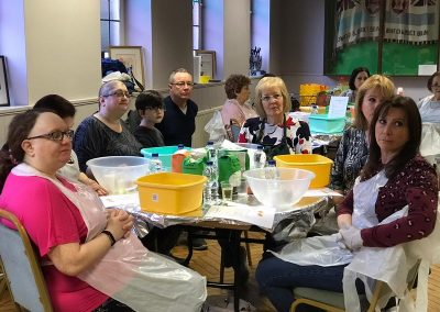 Chabad Havering & Romford & District (Affiliated) Synagogue Joint Challah Bake, 23rd February 2020